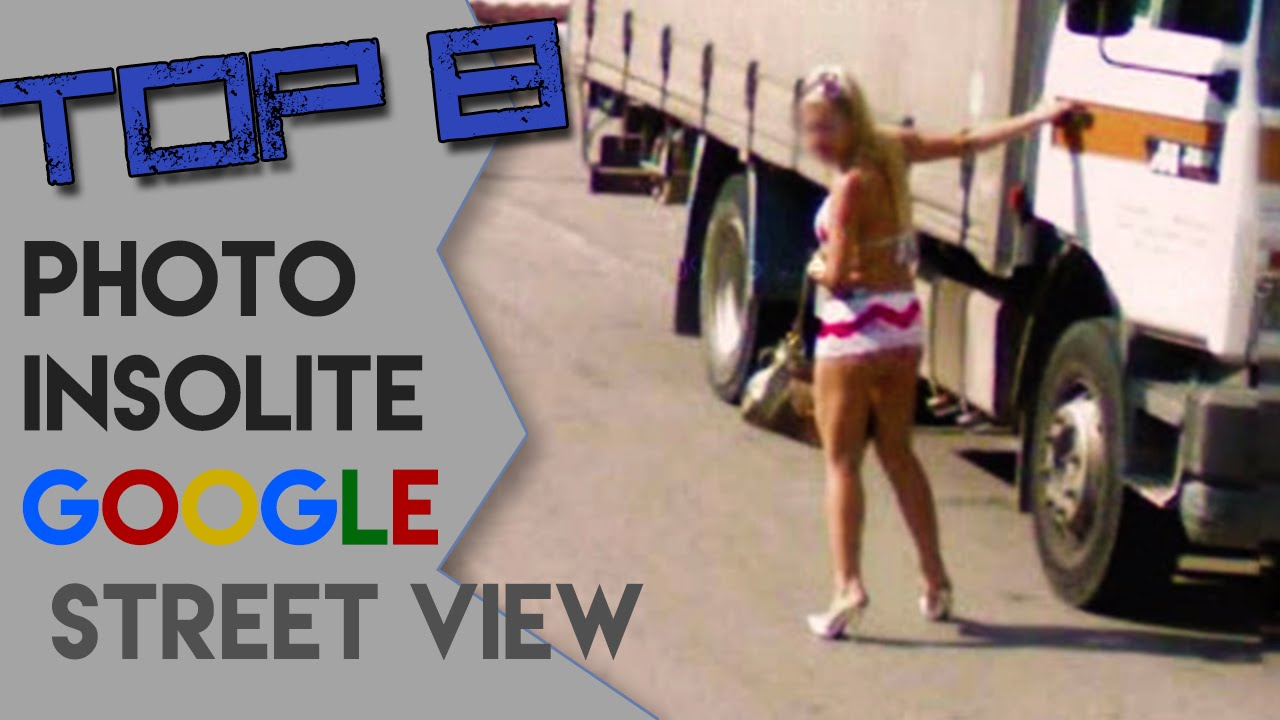 top 8 photo insolites sur google street view youtube. Black Bedroom Furniture Sets. Home Design Ideas