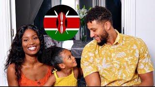 I TEACH MY WIFE AND KID MY LANGUAGE - SWAHILI