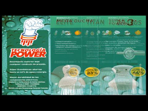 nuevas duchas grival power bucaramanga