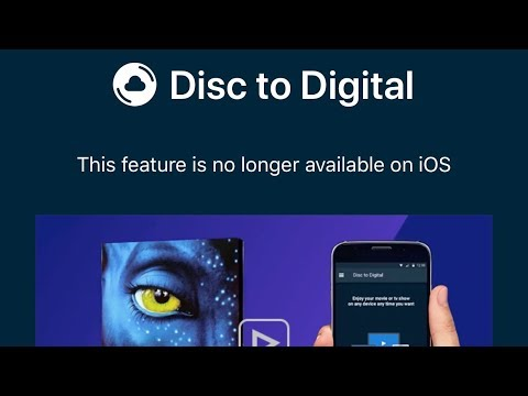 VUDU removes Disc-To-Digital scanning from iOS app | Ever-Curious Geek