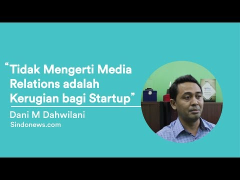 Tips Media Relations untuk Startup Indonesia - Sindonews.com