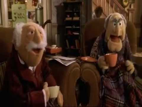 the muppets from space statler and waldorf youtube. Black Bedroom Furniture Sets. Home Design Ideas