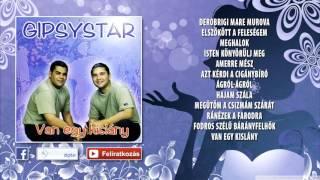 ✮ Kaly - Gipsystar ~ Van egy kislány (teljes album) | Nagy Zeneklub |