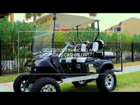 Golf Cart Business for Sale Jacksonville FL