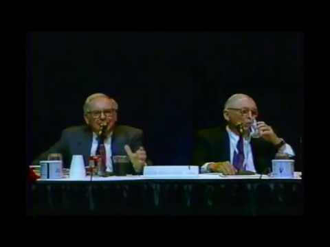 Warren Buffett Recites A 600 B.C. Investment Equation