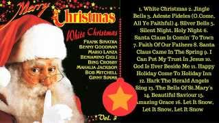 Merry Christmas - White Christmas Vol.3