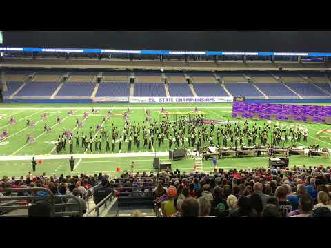 The Conquest 2018 Spirit Of Waxahachie Band