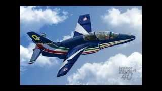 italian air force amx ghibli + alenia aermacchi m346