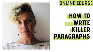 Killer Paragraphs: Cümle Yazımı ve Makale Yazımı Arasındaki Önemli Adım