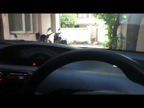 Etios Liva Diesel - Cabin Noise (HD)