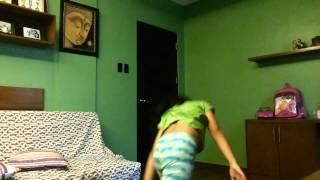 Gymnastics streching