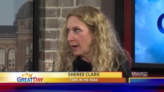 Sheree Clark on Great Day Live: Dehydrated Foods 2-11-16