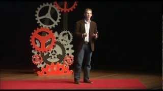 Disruptive Collaboration: Wil McLellan at TEDxEQChCh