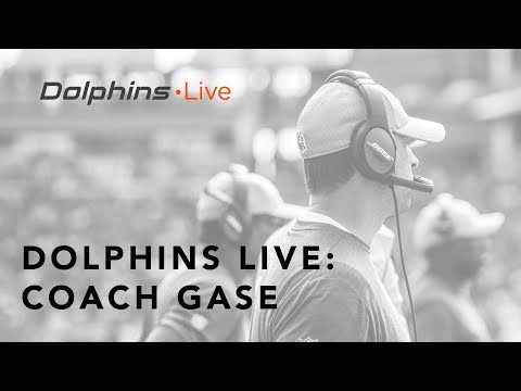 Coach Gase on executing in the red zone | Miami Dolphins