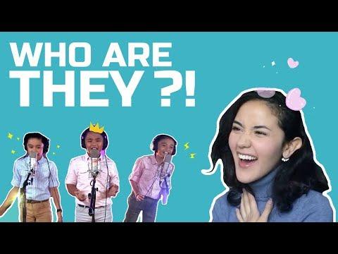 [REACT] - WHO ARE THEY - Flashlight | TNT Boys