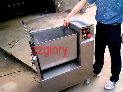 sausage making euipment meat mixer machine - Meat Mixer