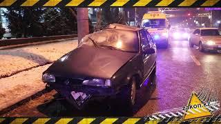 Фото Водитель погиб при столкновении Renault и Mitsubishi в Алматы