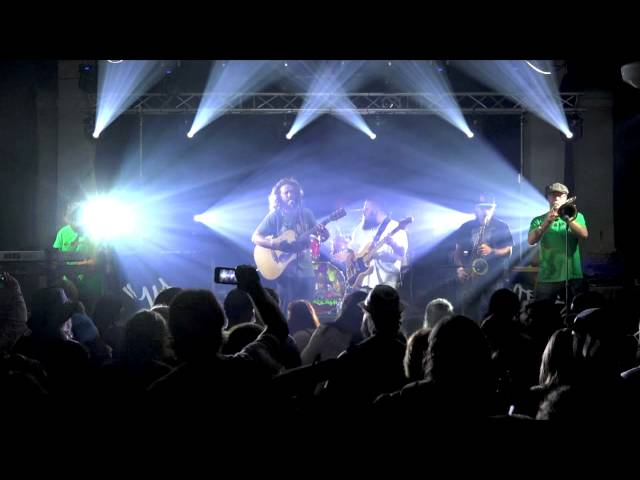 Alcyon & The Pleiadians (Live @ Wow Hall 10/14)