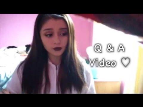 Ariana Grande? Red Hair? | Q & A