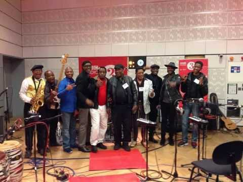 Mose FanFan 22-8-2014 Live at the Beeb