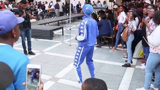 Never mess with Bujwa Limpopo Boy Killer dance moves 2018 HD