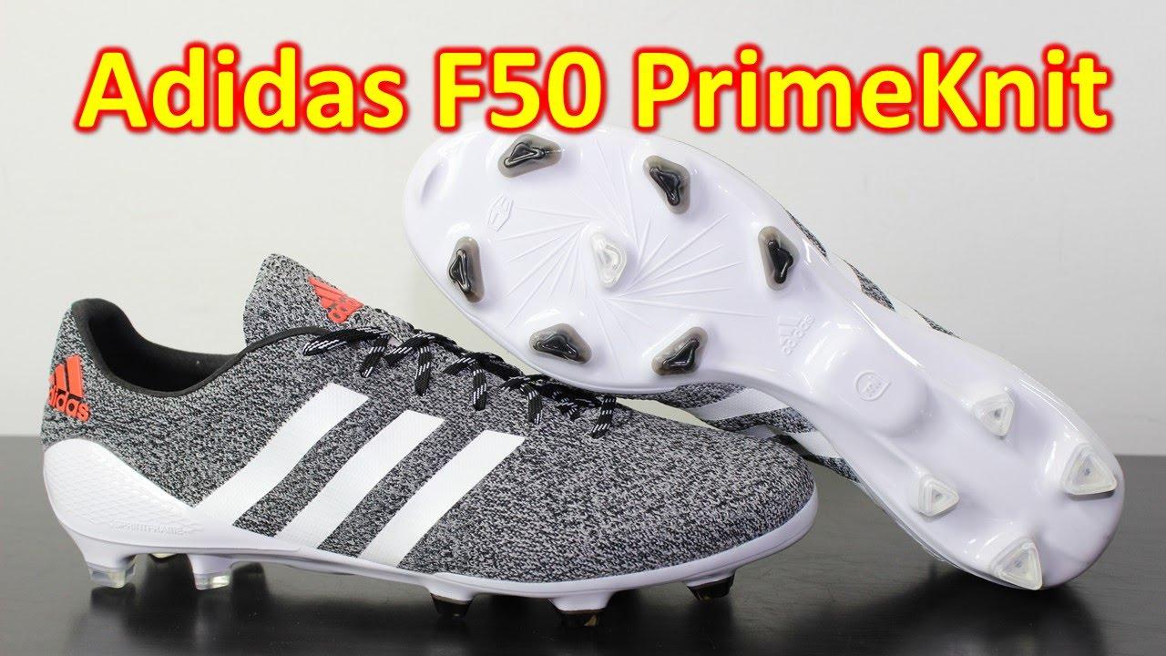 buy popular 204ca 3f2c4 Adidas F50 Primeknit Review - Soccer Reviews For You