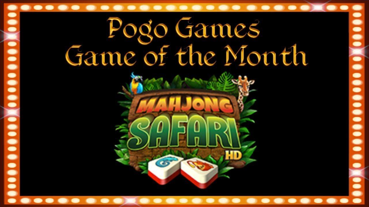 Free Mahjong Safari