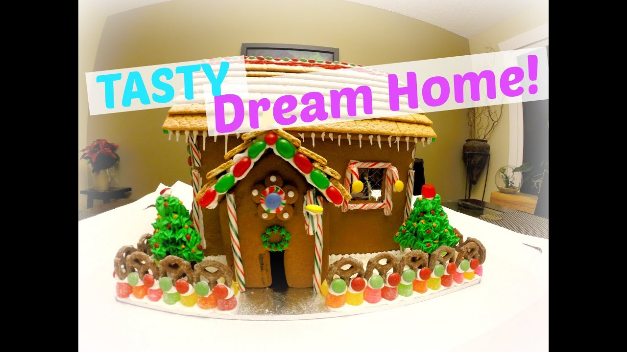 Gingerbread House Decorating Ideas Youtube