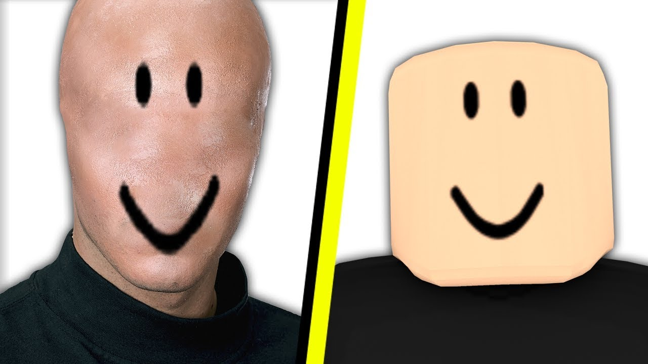 roblox in real life youtube