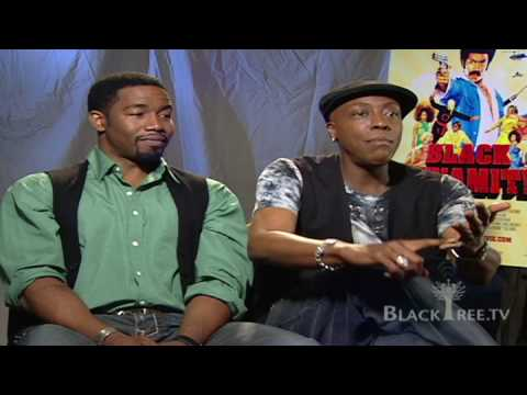 "Arsenio Hall & Michael Jai White ""Blaxploitation saved Hollywood"""