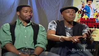 "Arsenio Hall & Michael Jai White ""Blaxploitation saved Hollywood"""