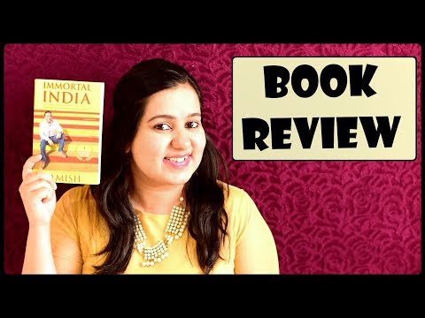 Immortal India by Amish | Indian Book Reviews