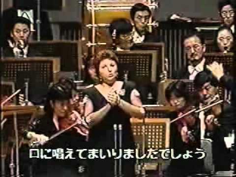 Mariella Devia - Signore, ascolta! - Turandot - 1994