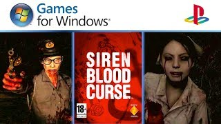 Playstation Now on PC | Siren: Blood Curse