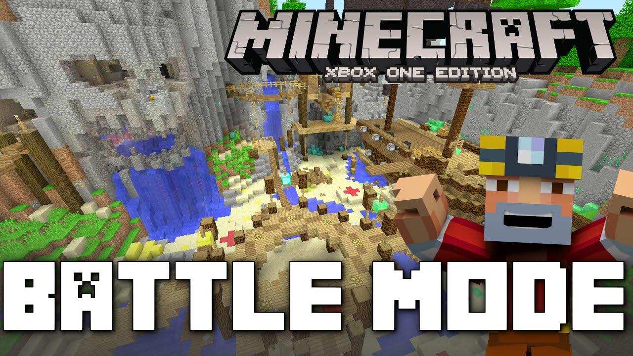 Xbox Mini Games 1! Minecraft Project