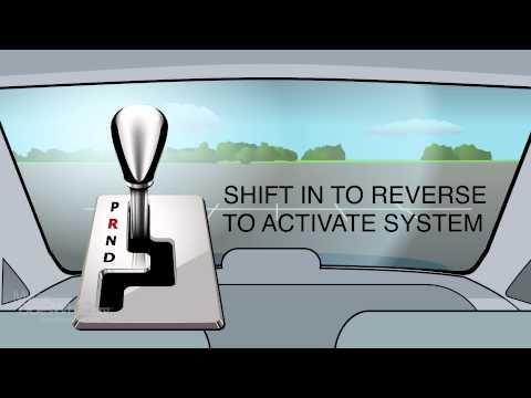 Rear Cross Traffic Alert - Quick Guide Animation