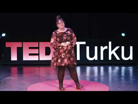 Recognizing Our State of Mind: Surprising Key to a Stereotype-Free World | Anna Puhakka | TEDxTurku