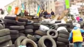 Русский на Майдане в Киеве (23.02.14)