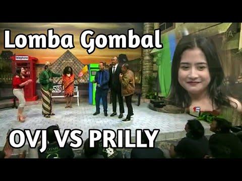 Lomba Gombal OVJ VS PRILLY LATUCONSINA OVJ Episode Baru Night At The Museum