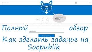 Сколько можно заработать на проекте SOCPUBLIC. COM