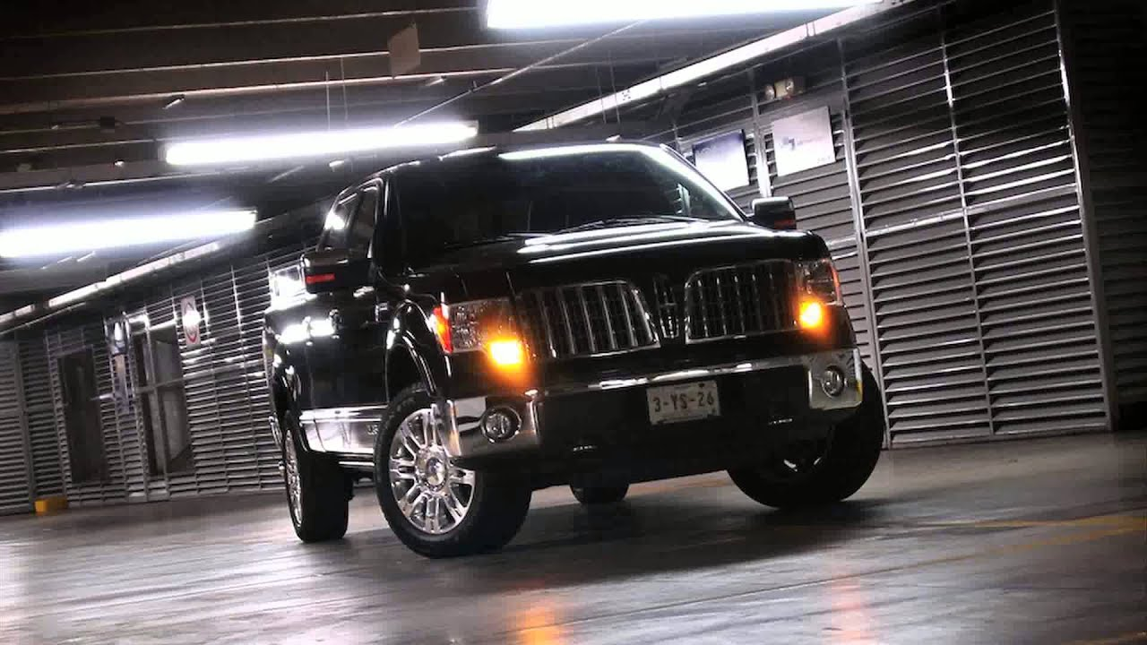 2015 lincoln mark lt