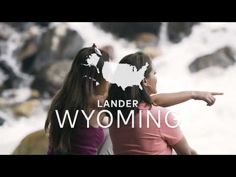 Wyoming Roadtrips - Lander