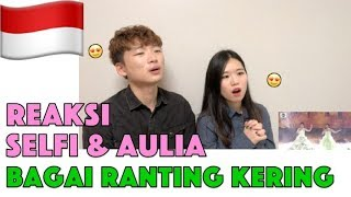 Reaksi SUSAH BERNAFAS!! Lihat Penampilan Selfi (Indonesia)&Aulia Hingga Mendapat All SO! - DA Asia 4