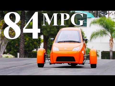 Test Drive Elio The 84mpg Car Of The Future Today