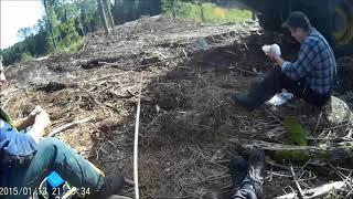 Śniadanie  Mistrzów  w  Lesie  --  Majster & Chudy & Zelio