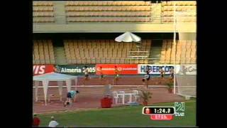 Antonio Reina Cto  España A L  Jerez 800 m l