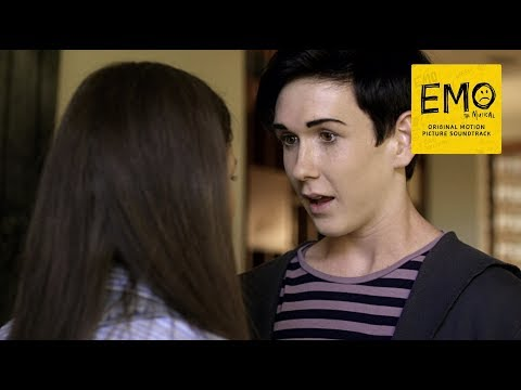 'You're Perfect' by Charlotte Nicdao (Lyric Video) from 'EMO the Musical' Official Soundtrack.