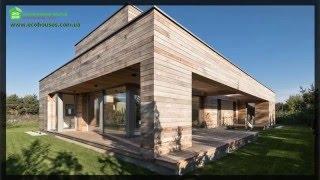 EcoWood - уникальная технология строительства деревянных домов