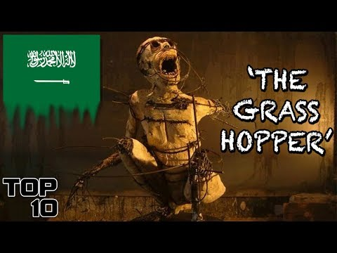 Top 10 Scary Saudi Arabian Urban Legends