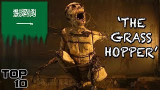 Top 10 Scary Saudi Arabian Urban Legends